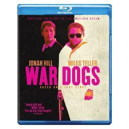 War dogs (2016/blu-ray/digital hd/ultraviolet) BR575414