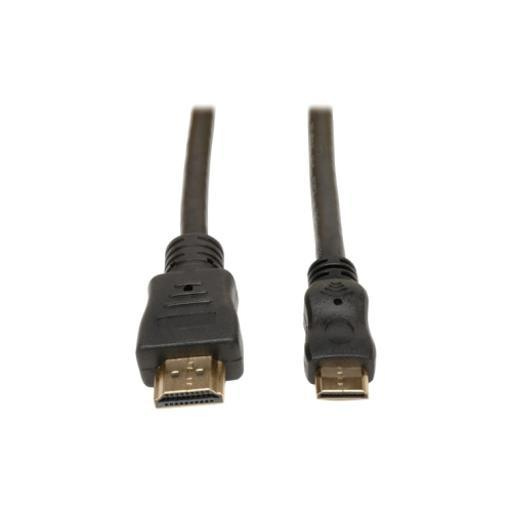 TRIPP LITE 6FT HIGH SPEED WITH ETHERNET HDMI TO MINI HDMI CABLE P571-006-MINI