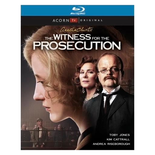 Witness for the prosecution (blu ray) (ws/1.78:1/5.1 dts-hd) I4GSUMQZWKSSPNUN