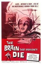 The Brain That Wouldn't Die Movie Poster (11 x 17) MOV144056