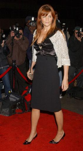 Helena Christensen At Arrivals For Marchesa 2Nd Anniversary Party, Bergdorf Goodman Department Store, New York, Ny, October 25, 2006. Photo By.