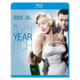 Seven year itch (blu-ray/ws-2.55/eng-sp sub) BR2254885