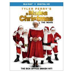 Madea christmas-movie (blu ray w/dig hd) (ws/eng/eng sub/sp sub/eng sdh/5.1 BR46252