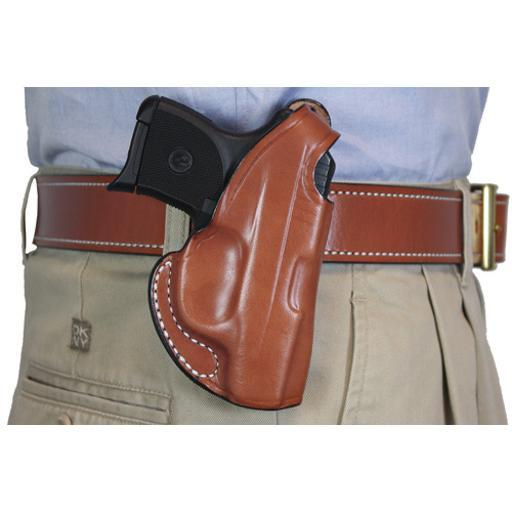 Desantis 012tay8z0 desantis maverick holster rh owb leather glock 42 tan