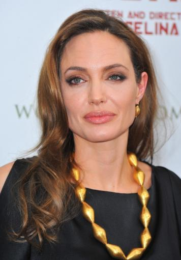 Angelina Jolie At Arrivals For In The Land Of Blood And Honey Premiere, School Of Visual Arts Theater, New York, Ny December 5, 2011. Photo By:. 890385