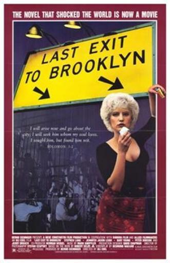 Last Exit to Brooklyn Movie Poster (11 x 17) YDIZOXNEZ7HRL3ET
