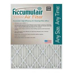 Accumulair FA11.75X13.5A 11.75 x 13.5 x 1 in. MERV 11 Actual Size Platinum Filter FA11.75X13.5A
