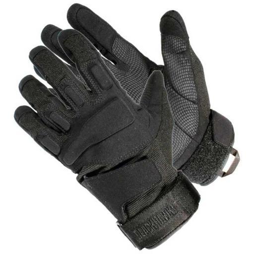 Vista blackhawk men's bll solag special ops full finger light assault glove black