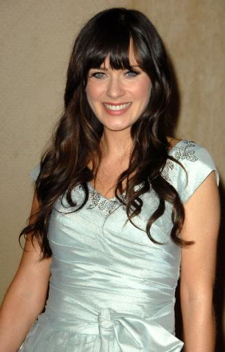 Zooey Deschanel In Attendance For American Society Of Cinematographers 24Th Annual Outstanding Achievement Awards, Hyatt Regency Century Plaza.