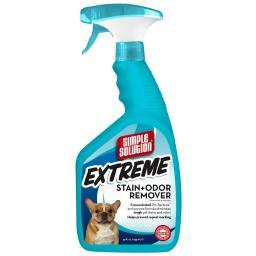 Simple Solution 10137 Simple Solution Extreme Stain And Odor Remover 32Oz 2.9 X 4.8 X 10.75 10137