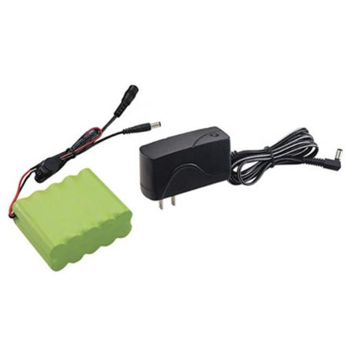 SPT Security Systems 15-PS3500BP 12VDC 3500mAh Rechargeable Battery Pack with Charger