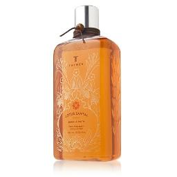 Thymes Lotus Santal Bubble Bath 12.25 Oz