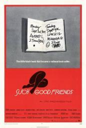 Such Good Friends Movie Poster Print (27 x 40) MOVAF4374