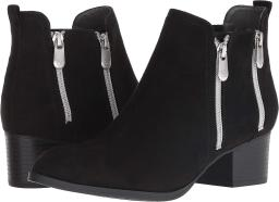 Adrienne Vittadini Womens Ravi Ankle Boots Leather Pointed Toe Ankle Fashion ...