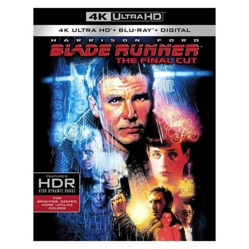 Blade runner-final cut (blu-ray/4k-uhd) KE5CJYD1ZHCSWZGC
