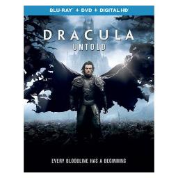 DRACULA UNTOLD (BLU RAY/DVD W/DIGITAL HD) 25192212413