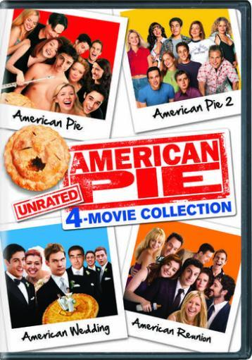 American pie 4-movie unrated collection (dvd) (2discs) P6MKCEU6RD5PNKJ5
