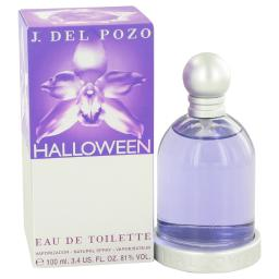 HALLOWEEN Eau De Toilette Spray 3.4 oz For Women 100% authentic perfect as a gift or just everyday use
