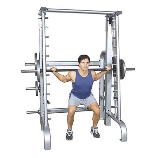 Fabrication Enterprises 10-7129 Counter Balanced Smith Machine