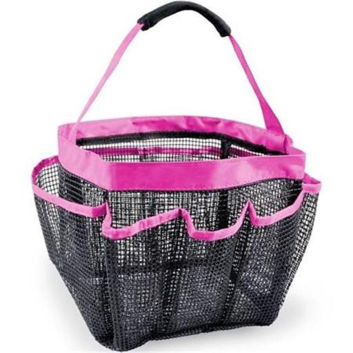 Design Imports Shower Caddy Pink