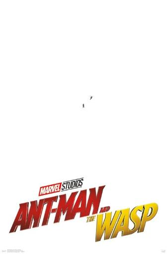 Ant-Man and The Wasp - One Sheet Poster Print
