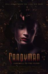 Candyman 2 Farewell to the Flesh Movie Poster (11 x 17) MOV203513