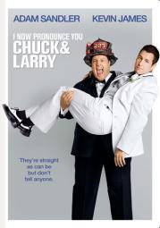 I now pronounce you chuck and larry (ws/dvd) D61032268D