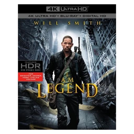 I am legend (blu-ray/4k-uhd/2 disc) 1316981