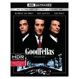 Goodfellas (blu-ray/4k-uhd/3 disc) BR612040