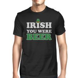 Mens Pinches Be Crazy Tshirt Funny Sarcastic St Patricks Day Tee