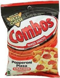 Combos Pepperoni Pizza Snacks