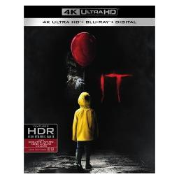 It (2017/blu-ray/4k-uhd/digital hd) BR634423