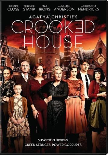 Crooked house (dvd) XUGW8ELD6O5QD8BY