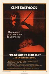 Play Misty for Me Movie Poster (11 x 17) MOVCD7915
