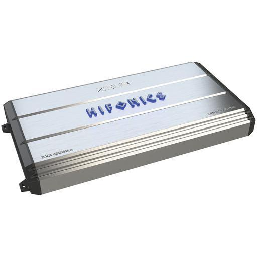 Hifonics Zxx-2000 4 Hifonics Zeus 2000 Watt 4 Channel Amplifier