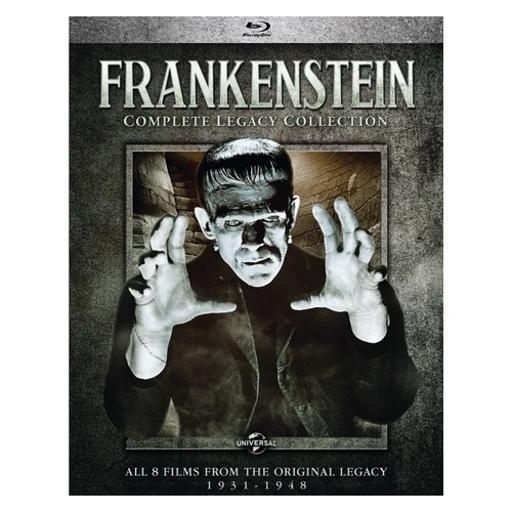 Frankenstein-complete legacy collection (blu ray) (5discs) JQ5XWHIRGZS1VKQT