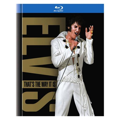 Elvis-thats the way it is-special ed (blu-ray/2001/1970 theat/digib/2 disc) CR3TYSG9HZSZLRPK