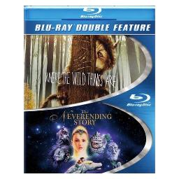 Where the wild things are/neverending story (blu-ray/dbfe) BR462851