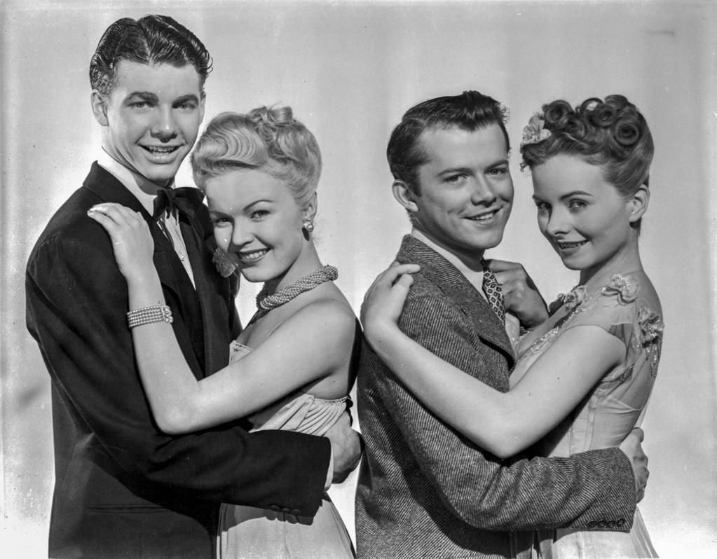 A publicity still for Home in Indiana Photo Print