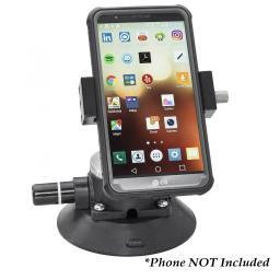 Whitecap mobile device holder suction cup mount s-1810c S-1810C