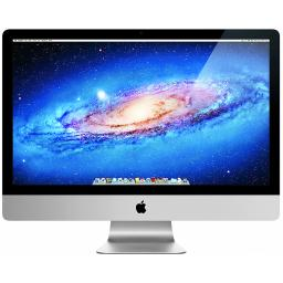 "Apple iMac 27"" LED All in One Computer Intel i5-2400 Quad Core 3.1GHz 1TB 8GB"