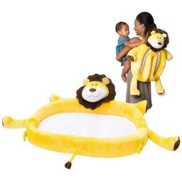 Lulyboo LZ L 001 Lulyzoo Toddler Lounge - Lion