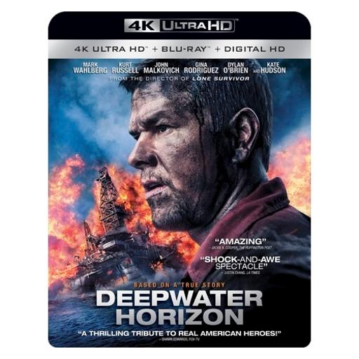 Deepwater horizon (blu-ray/4kuhd/ultraviolet hd/digital hd) BAKTREQYZG6OWNCV