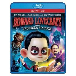 Howard lovecraft & the undersea kingdom (blu ray/dvd combo) (2discs/ws/1.78 BRSF18171