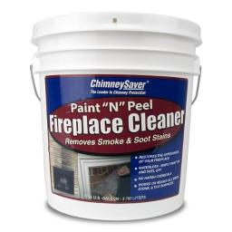 Saver Systems 2478795 0.5 gal Chimneysaver Paint N Peel Fireplace Cleaner