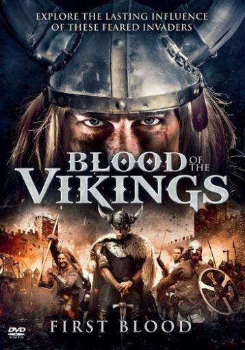 Blood of the vikings-first blood (dvd)