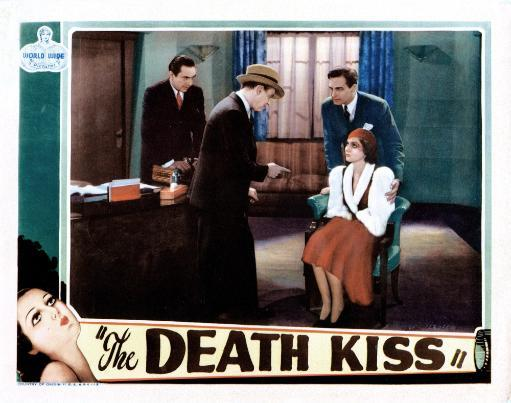 The Death Kiss Lobbycard From Left: Bela Lugosi John Wray David Manners Adrianne Ames 1932 Movie Poster Masterprint UZXEAKV86YFJYCZC