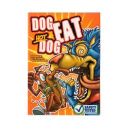 Dog Eat Hot Dog Game 118 Card Set with Instructions 2-6 Players, Ages 6 and Up