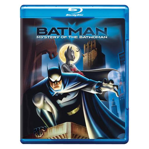 Batman-mystery of the batwoman (blu-ray) BLTVTJKZ7BCMJDKZ