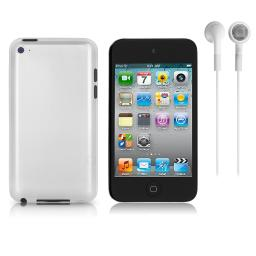"Apple 3.5"" iPod touch 4th Gen 32GB WiFi Music Video Player MP3 Dual Cams - Black"
